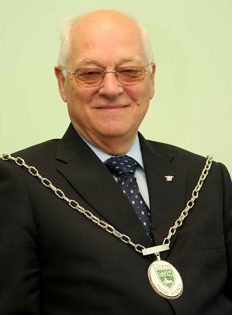 Barry Scrutton - Chairman of the Council